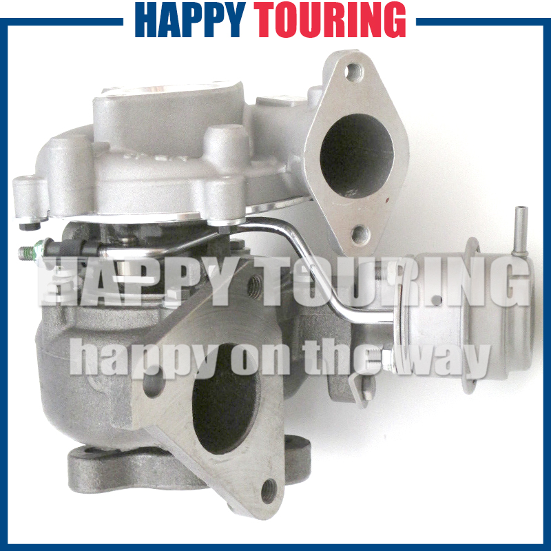 GT1849V Turbolader Turbo for <font><b>Nissan</b></font> X-TRAIL <font><b>2.2</b></font> <font><b>DI</b></font> Turbocharger 727477-5007S 14411AW400EP 14411AW40A 727477-0005 14411-AW400 image
