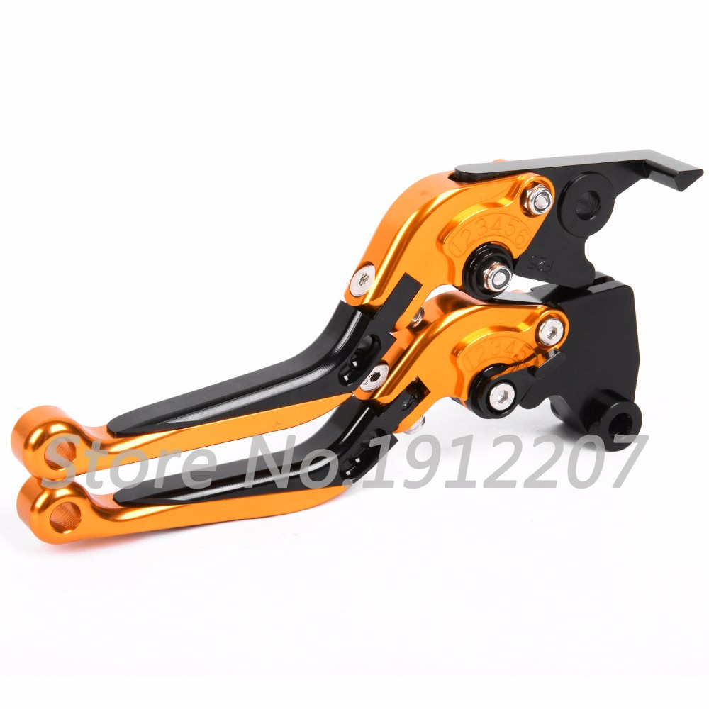 ФОТО For MV Agusta Brutale 990 2010-2012 Foldable Extendable Brake Clutch Levers Aluminum Alloy CNC Folding&Extending Levers Hot Sell