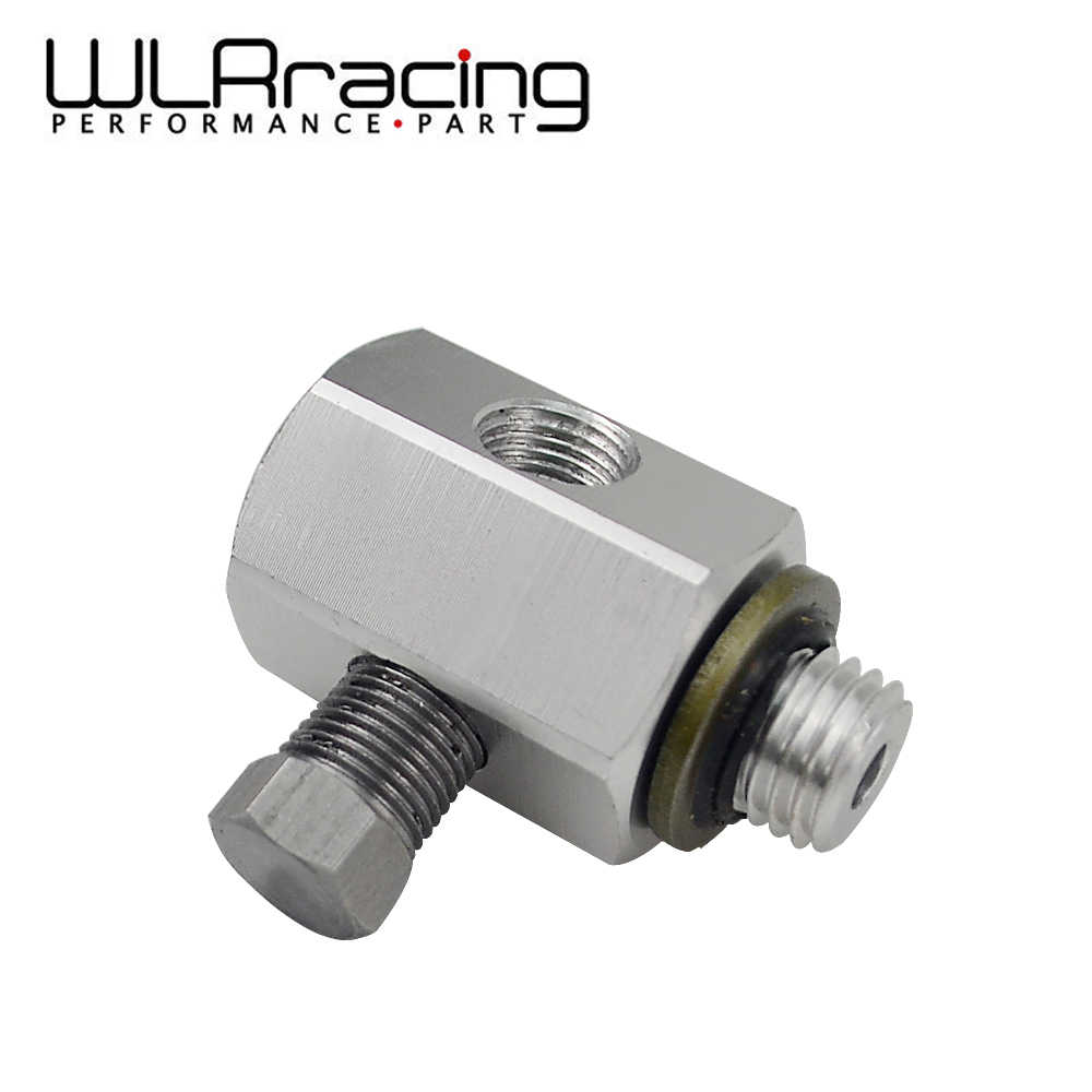 FOR BMW 3 SERIES E30 E36 318IS 320 325i 328 M3 3 PORT OIL PRESSURE GAUGE ADAPTOR
