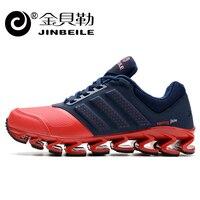 New 2016 Running Shoes Men Sport Shoe Lace Up Mesh Breathable Sport Shoe Cheap Online Sale