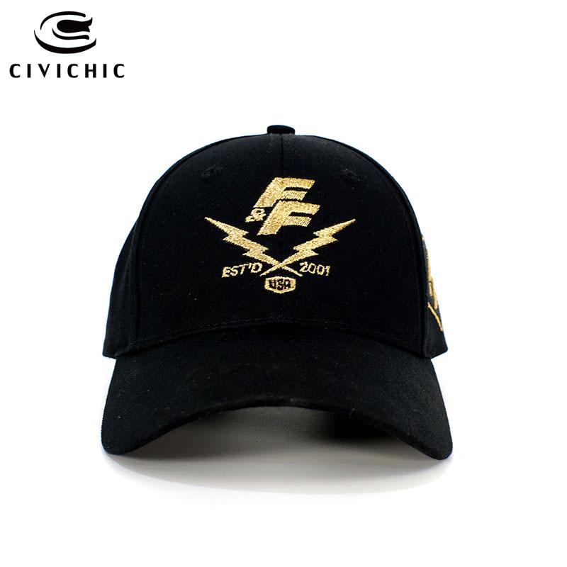 CIVICHIC New Fashion Fast Furious 8 Baseball Cap Stylish Embroidery Hat Man Woman Outdoor Headwear Adjustable Casual Caps HT108 bone para bordar
