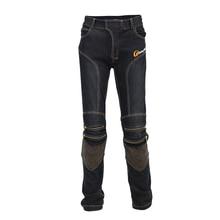 где купить 2018 Motorcycle Pants Protective Gear Men Moto Jeans Riding Touring Motorbike Trousers Motocross Pants Pantalon Moto Pants HP-03 по лучшей цене