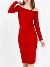 Женское облегающее платье yyfs Клубное вечернее с открытыми