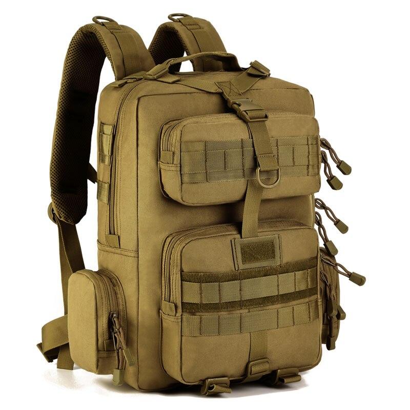 Протектор Плюс Новинка 2018 года для мужчин тактический рюкзак школьный выживания Розничная Молл Военная Униформа носить открытый