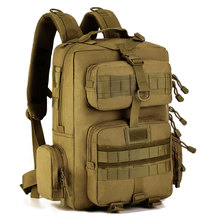 Protector Plus 2018 New Men's Tactical Backpack Schoolbag Rucksack Survival  Retail MOLLE Military Carry Outdoor Climbing Bag