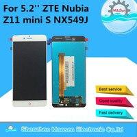 Original M Sen For ZTE Nubia Z11 Mini S NX549J LCD Screen Display Touch Digitizer For