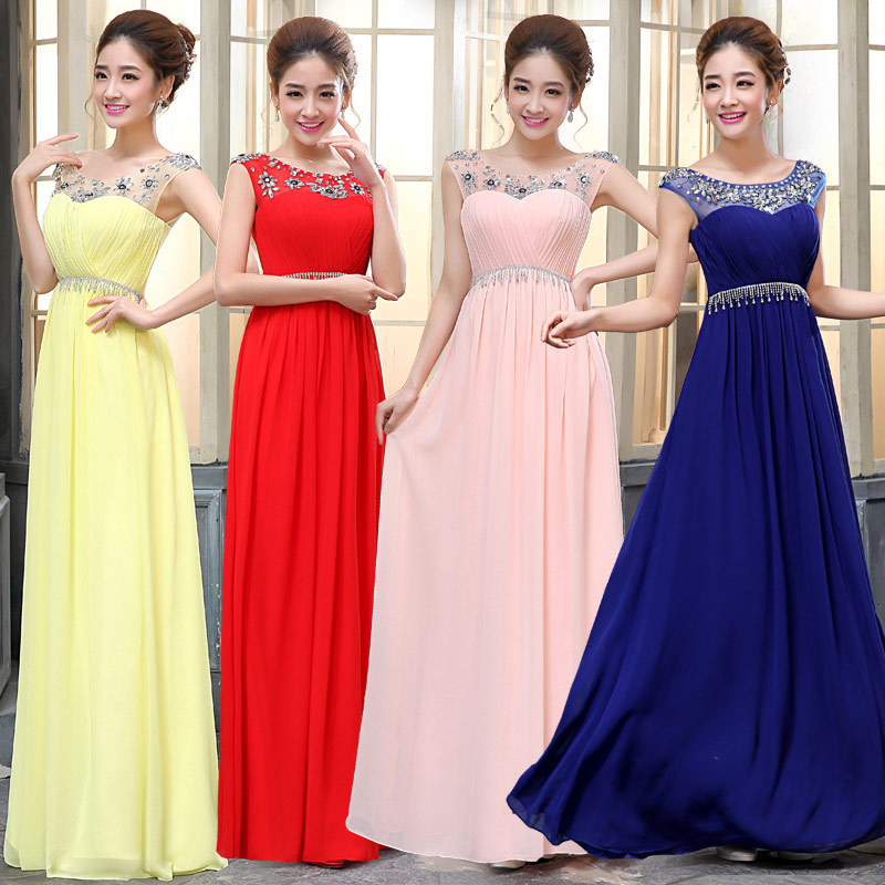 Платье в пол от алиэкспресс