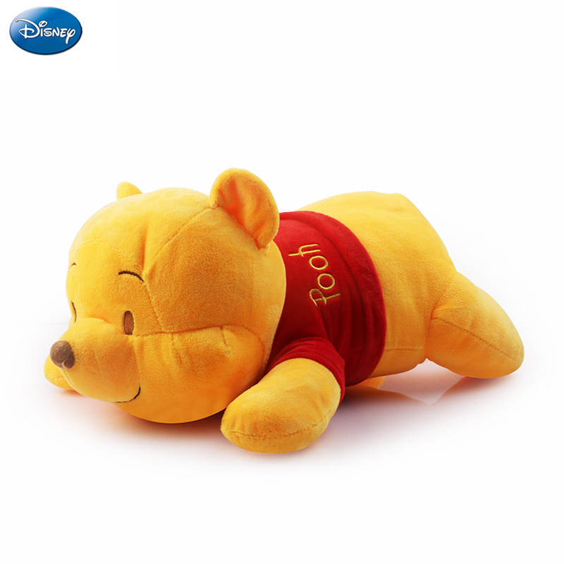 40cm Disney Cute Winnie The Pooh Plush Animal Stuffed Toy Body Pillow Cotton Doll Birthday Christmas Present Children Girl Toy