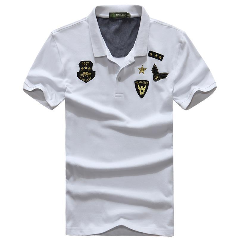 Summer Casual font b Polo b font Shirt font b Men b font Original Brand Homme
