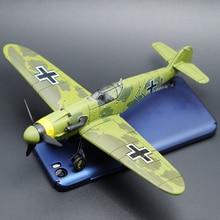 קלאסי 1/48 בקנה מידה 4D סימולציה התאסף מטוסי דגם תמוה בניין צעצוע מטוס לילדים ילדי מתנה