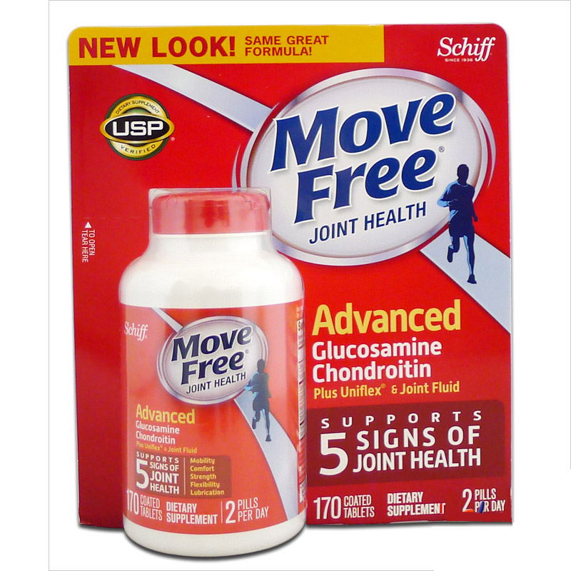 Schiff Move Free Advanced Triple Strength Glucosamine and Chondroitin (170 count) shweta singh and vinod prasad singh physico chemical and biological studies of some schiff base complexes