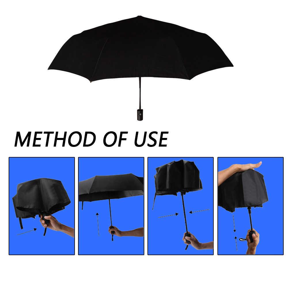 Полностью автоматический складной зонт дождь зонт качество ветрозащитный чехол для Infiniti FX35 Q50 G35 FX G37 QX56 QZ70 FX50 G25 Q30 FX45