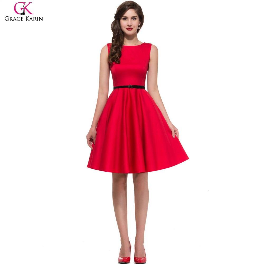 Short Rockabilly Dresses