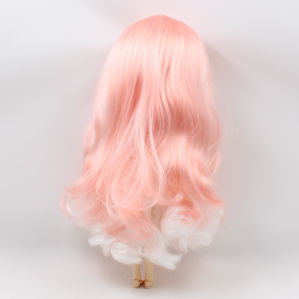 Neo Blythe Doll with Multi-Color Hair, White Skin, Shiny Face & Jointed Body 7