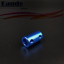Kande Bearings  1pc 5x5 5x8 8x8 3D Printer Accessories Aluminum Couplings Ship Model 5*5 5*8 8*8 Blue