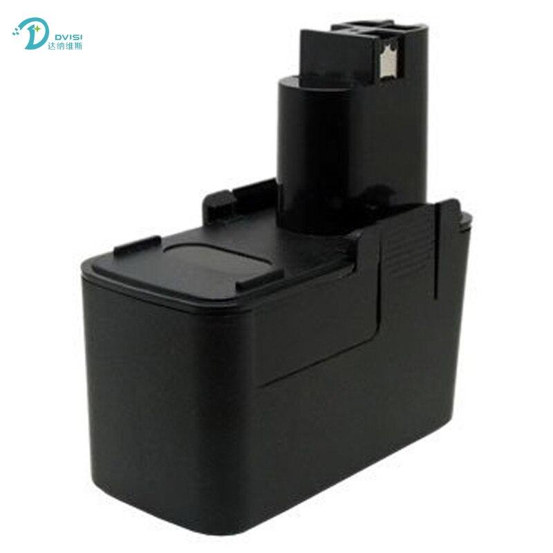 TOOL BATTERY 12V 1500mAh black for Bosch 2 607 335 378,2 607 335 471
