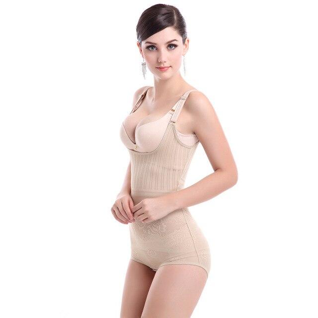 a9098c83c4 2018 Hot Women Sexy Body Shapers Vest Waist Trainer Slimming Shapewear  Underwear Weight Loss Waist Shaper Corset Shaping Panties