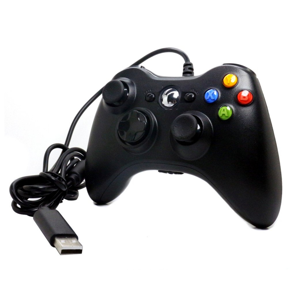 все цены на Durable Gamepad For Microsoft For Xbox 360 USB Wired Controller Portable Gaming Controller Ergonomic Joypad онлайн