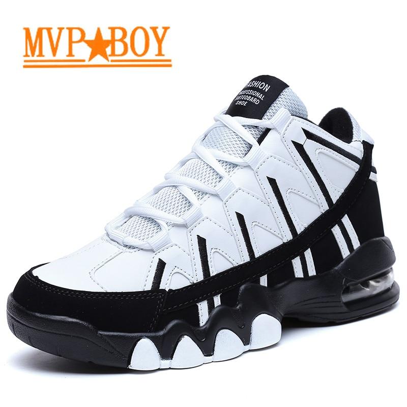 acheter en ligne 809e3 21283 US $27.04 12% OFF|Mvp Big Size li ning basketball jordan retro 11 lebron  basket femme krampon lebron scarpe zapatillas hombre deportiva-in  Basketball ...