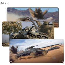 лучшая цена Mairuige 900*400*3MM Large Gaming Speed Mouse Pad White Locking Edge Waterproof Mouse Mat For CS go DOTA World Of Tanks Mousepad