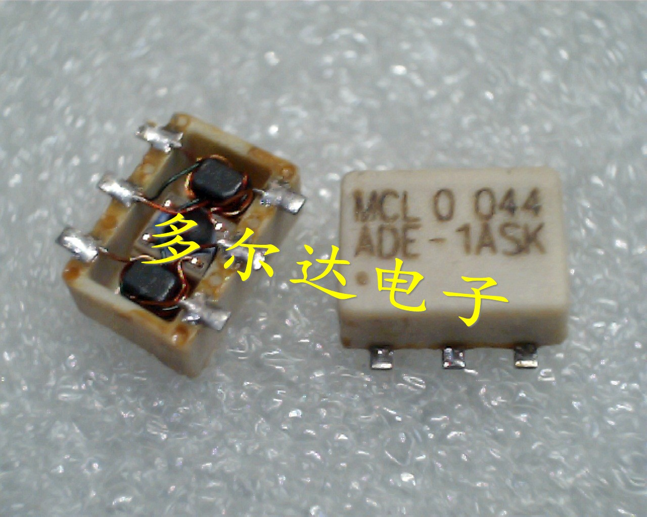 Mini Circuits microwave RF frequency mixer MCL ADE 1ASK