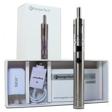 Original Kangertech EMOW Mega Electronic Cigarette Kit with 1600mah EMOW Mega Battery 2ml Adjustable Airflow Atomizer vape tank
