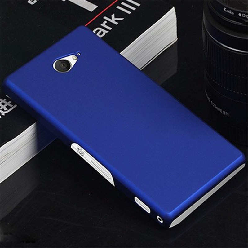 online store 9d5eb cc072 For Sony M2 Case Matte Hard PC Frosted Back Cover For Sony Xperia M2 Aqua  Case M 2 Coque D2403 D2406 Phone Cases Funda Capa Para on Aliexpress.com |  ...