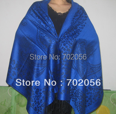 lady cool feeling cotton Leopard flower   Scarf     wrap   shawl   Scarves