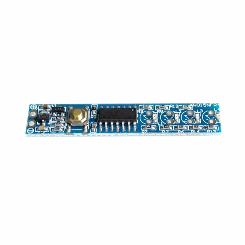 NOVA 1 PCS V 4 série 18650 placa indicadora 12 V energia da bateria de lítio polímero bateria de exibição