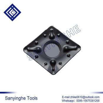 free shipping high quality 10pcs/lots YBG202 SCMT120408-EM cnc carbide turning inserts