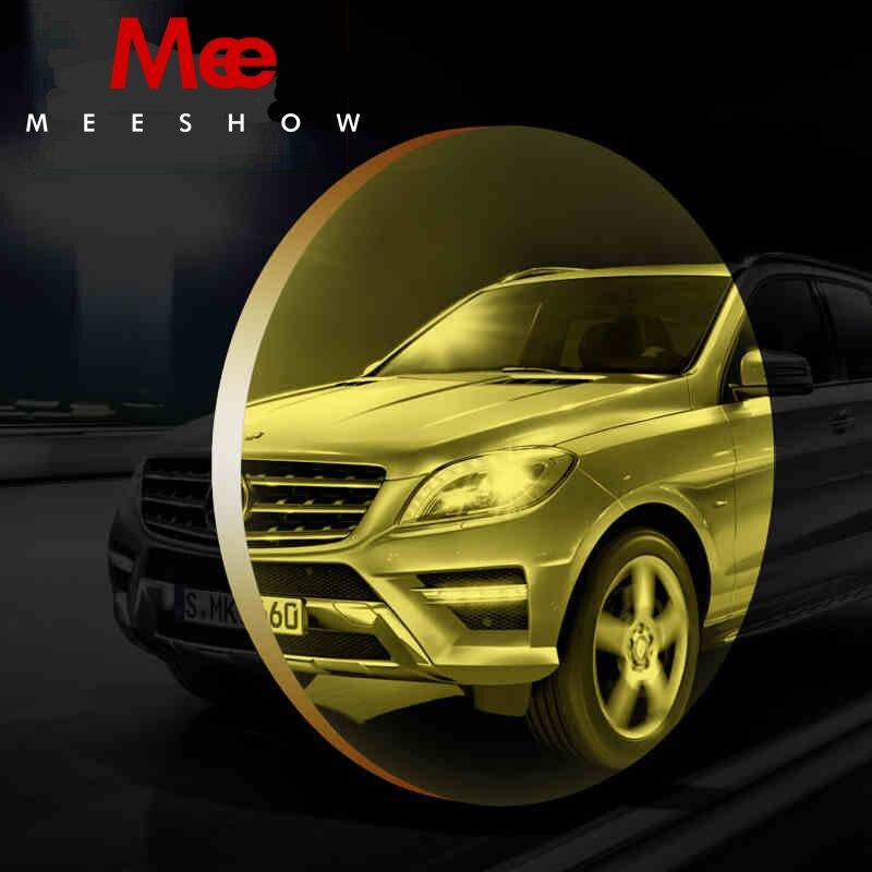 1.56 ASP Night Lenese yellow lenses of Night driving for Driving MR-8 CUSTOM Lens for Myopia Presbyopia only for Full rim Frame