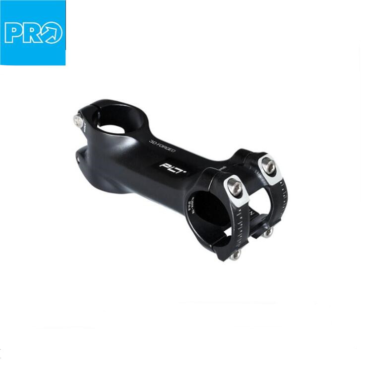 Shimano PRO PLT Stem Bike Stem 3D Forged AL 2014 construction Black Bicycle Stem Clamping Ring
