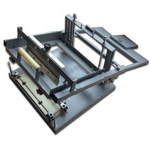 manual cylindrical screen printing machine for bottles/cups/mugs