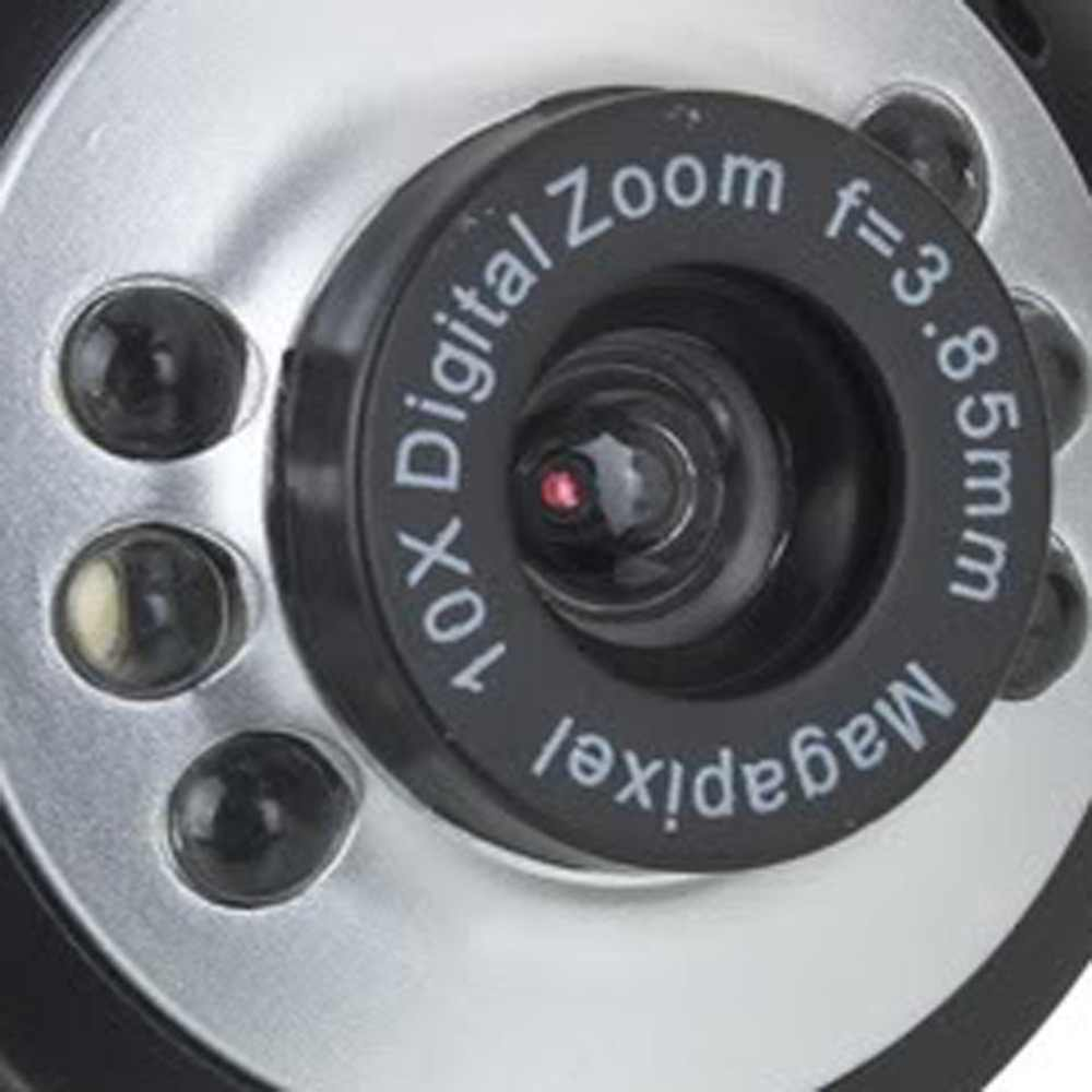 Цифровой модный 5,0 Мега 180 градусов Веб камера с высокое качество Mic для компьютера портативных ПК новое поступление