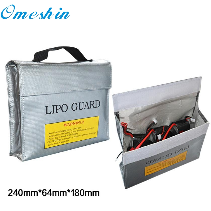 Drone backpack Waterproof High quality LiPo Li-Po Battery Fireproof Safety Guard Safe Bag 0*6*0MM partes S30 DB16