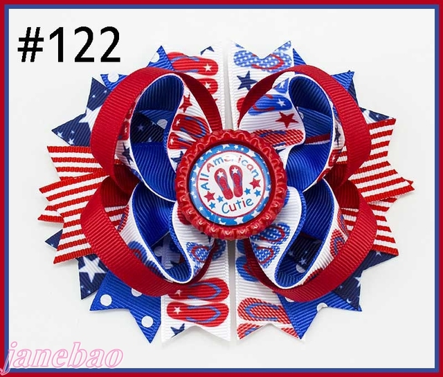 aliexpress buy free shipping 30pcs newest 4th of july hair