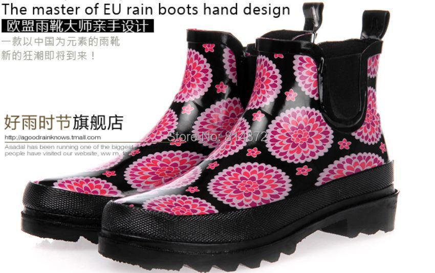 Popular Galoshes Rain Boots-Buy Cheap Galoshes Rain Boots lots ...