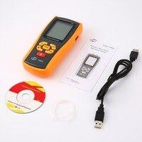 Высокая точность цифровой манометр GM5505 микро манометр перепада давления манометр