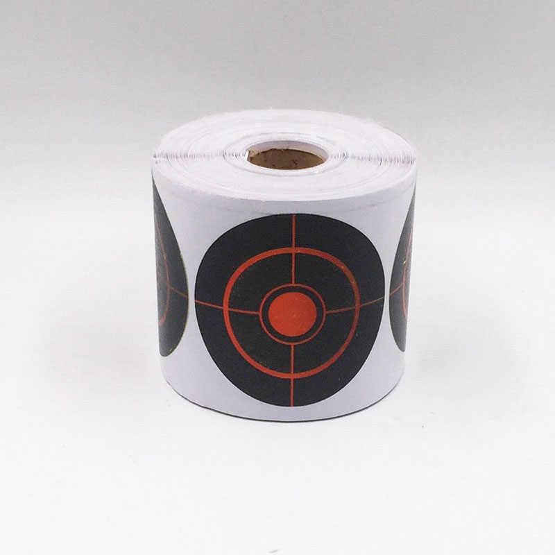 Splatter Target Shooting наклейки в помещении/на открытом воздухе 100 шт аксессуары для