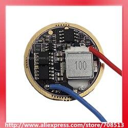Cree xm-l/xhp50/xhp70/mtg2 용 cf FX-30 30mm 6 v-13 v 5 모드 드라이버 회로 기판
