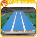 8x2m inflatable air mat for gym,inflatable gymnastics mat, inflatable air track for sale