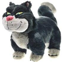 Original cendrillon mauvais chat Lucifer grande peluche douce poupée cadeau d'anniversaire Collection limitée cadeau enfants