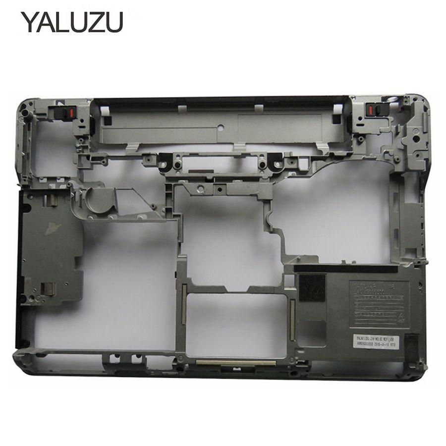 YALUZU 95% NOUVEL ordinateur portable Bottom case Base De Couverture pour DELL Latitude E6440 Couverture D'ordinateur Portable P/N 099F77 MainBoard Boîtier En Bas D cas