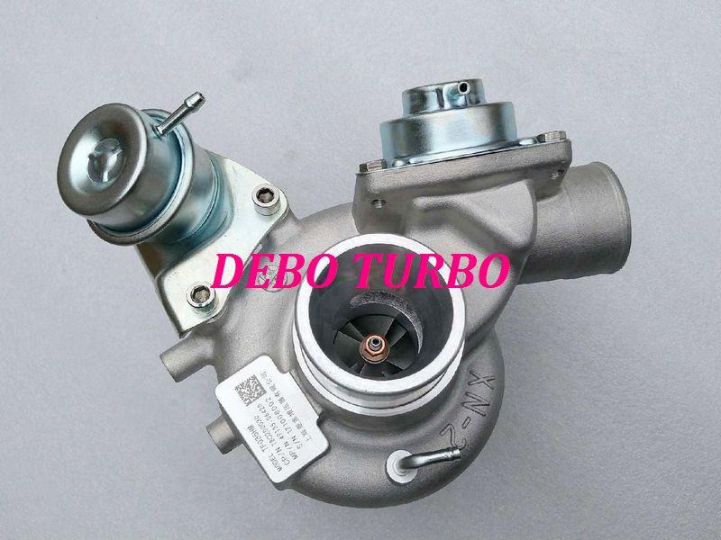 Nouveau turbocompresseur TF035HM 49135-06420 TBO200030 pour ZHONGTAI ZOTYE T600 SAIC ROEWE 350 15S4G 1.5 T 115KW