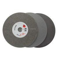 4Pcs 5 Inch 125mm Grit 80 100 180 240 Electroplated Diamond Coated Flat Lap Disk Grinding