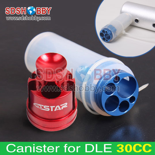6STARHOBBY Muffler Canister for DLE30 30cc Gasoline Engines