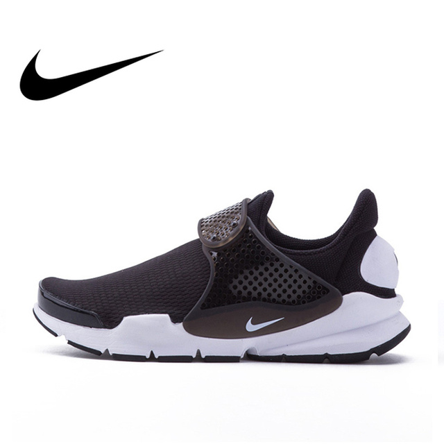 9d93e8cd828 Original Official Nike SOCK DART Women s Breathable Running Shoes Sports  Sneakers Outdoor Walking Jogging Sneakers 904276-001