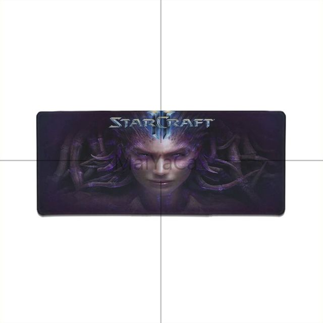 MaiYaCa Boy Gift Pad Starcraft heart of the swarm Durable Desktop Mousepad anime dota2 Soft Rubber Professional Gaming Mouse Pad 2