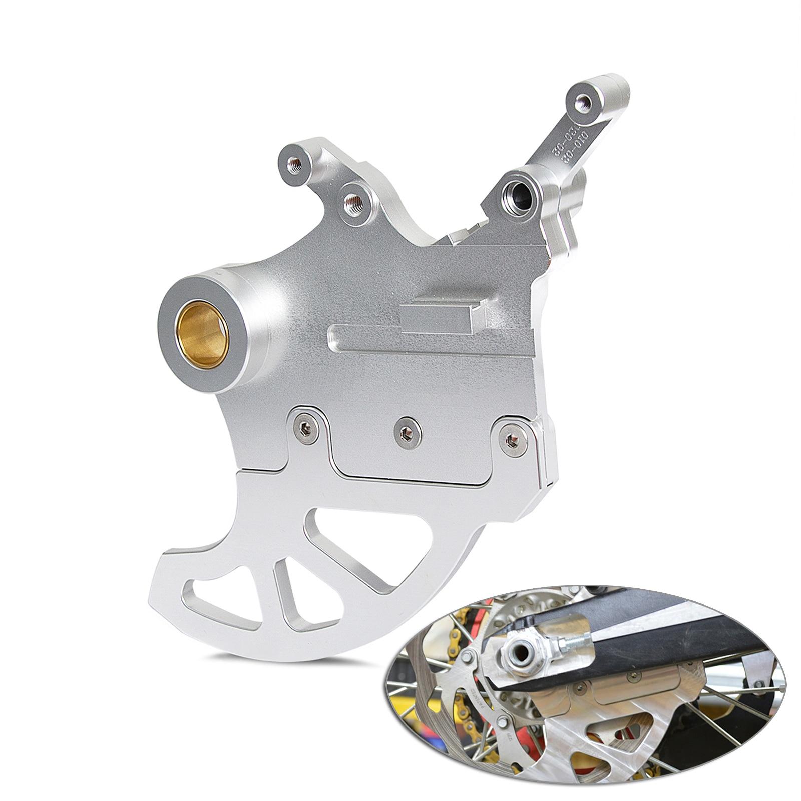 Rear Brake Disc Guard Protector For Yamaha YZF250 YZF450 YZ125 YZ250 WR250 WR450 2006-2013 2014 2015 2016 2017 2018 YZF 250 450Rear Brake Disc Guard Protector For Yamaha YZF250 YZF450 YZ125 YZ250 WR250 WR450 2006-2013 2014 2015 2016 2017 2018 YZF 250 450