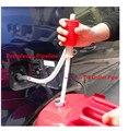Portable Car Manual Hand Siphon Pump Motorcycle Oil Petrol Diesel Fuel Liquid Transfer Pump Oil Suction Pipe Kitchen Tool 1.6m